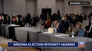 Witness At Arizona Hearing Offers Bombshell Claims About Dominion!