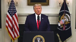 DONALD TRUMP STATEMENT TO THE AMERICAN PEOPLE 12-2-20