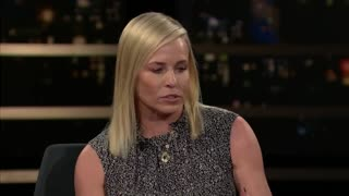 Chelsea Handler admits TDS to Bill Maher