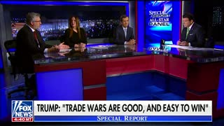 'That's not how trade works': Stephen Hayes Slams Trump Tariff Proposal - Video