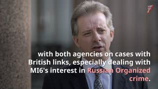 Trump Dossier Author Steele Worked With FBI's McCabe & DOJ's Ohr - Video