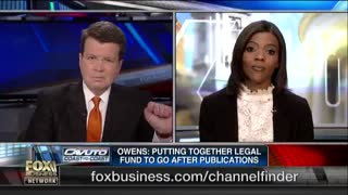 Candace Owens: Time for conservatives to 'punch back' - Video