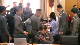 Police: Bangkok blast suspect admits to explosives charges - Video