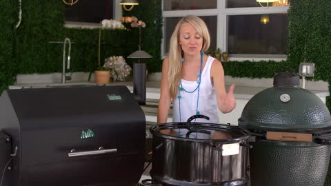 All About Pellet Smokers, Kamado Grills, Pit Barrel Smokers | Grill Girl | Wide Open Eats