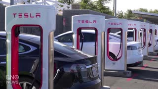 Tesla CEO Elon Musk Says Saboteur Caught Within Company's Ranks - Video