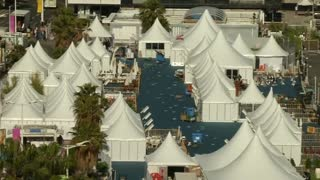 Criticism And Light Controversy As Cannes Kicks Off - Video
