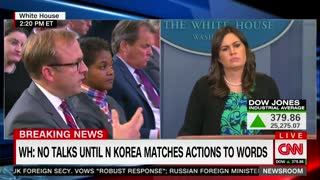 White House: Trump Won't With North Korea Without Seeing 'Concrete' Steps - Video