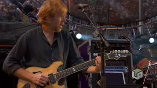Tears flow as Grateful Dead say farewell - Video