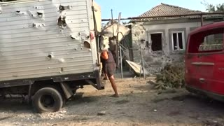 Fighting flares again in eastern Ukraine - Video