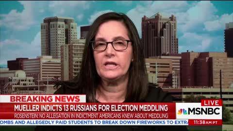 """Joyce Vance: """"This is really a call to arms for Americans"""""""