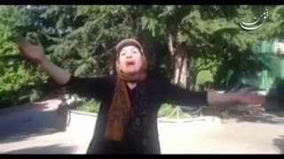 Banned from Stadiums for Being a Woman in Iran