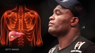 Anderson Silva Rushed To Hospital, Drops Out of UFC 198 - Video