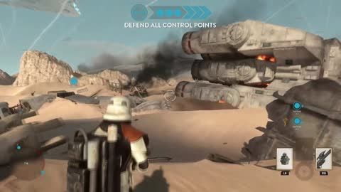 Star Wars Battlefront: Exclusive early DLC access footage