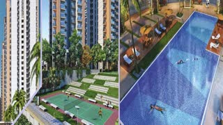Gaur Siddhartham luxury apartment Ghaziabad - Video