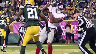 Odell Beckham Jr. Makes Up With The Kicking Net - Video