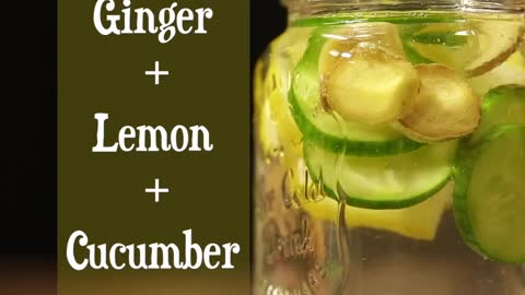 5 Day Fat Burning Detox Water Challenge