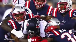 How Jacoby Brissett & The Patriots Humiliated The Texans - Video
