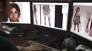 Celebrating 25 Years of Crystal Dynamics Video