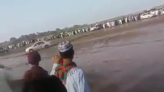 Phatan People Car Drifting in Mud @ Peshawar  - Video