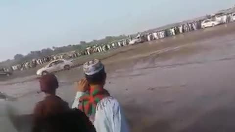 Phatan People Car Drifting in Mud @ Peshawar