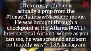 The craziest things found by TSA - Video