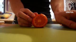 You've been peeling oranges wrong your whole life! - Video