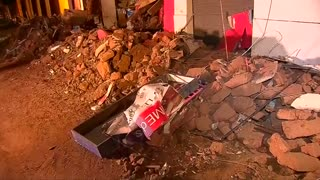 Chile counts cost of deadly earthquake - Video