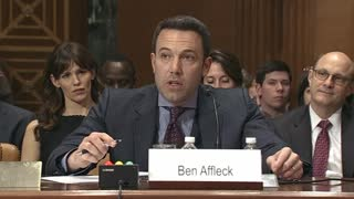 Ben Affleck lends star power to Congo cause on Capitol Hill - Video