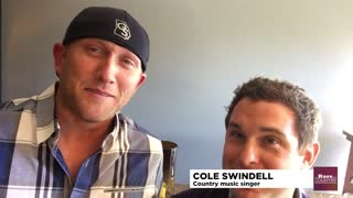 Cole Swindell on last years New Artist Award | Rare Country