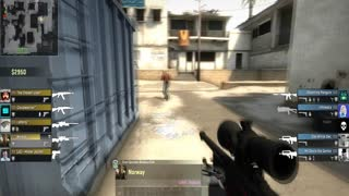 Counter Strike Global Offensive Competitive Gameplay! - Video
