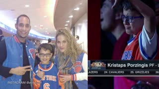 "Why Kevin Durant Calls Kristaps Porzingis a ""Unicorn"" - Video"