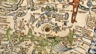 Flat Earth - Psalter Map - MUST WATCH