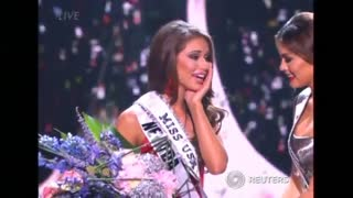 Meet the new Miss USA - Video