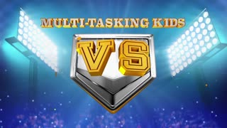 AFV VS: Multitasking Kids vs Dudes Who Are Lousy Leapers - Video