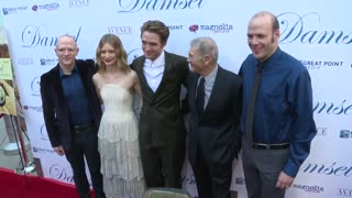 'Damsel' Premiere - Video