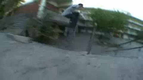 Fishizit Skateboarding Video