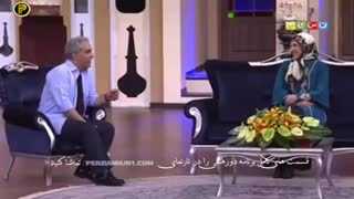 Mehran Modiri and Fatemeh Goodarzi in live show - Video