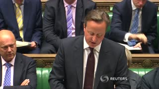 Cameron: Britain to take in 20,000 Syrian refugees over 5 years - Video