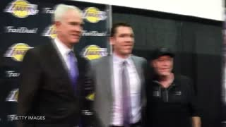 "Luke Walton Calls Lakers Coaching Job ""Dream Job"" - Video"