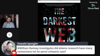 Author Eileen Ormsby discusses her book The Darkest Web