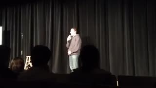 1st time doing stand up