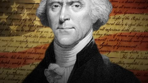 DYK: Thomas Jefferson Wrote His Own Epitaph, But Left This Off...