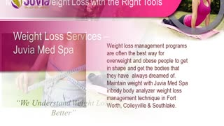 Weight Loss Services –Juvia Med Spa - Video