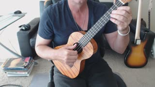 Ukulele tab preview for