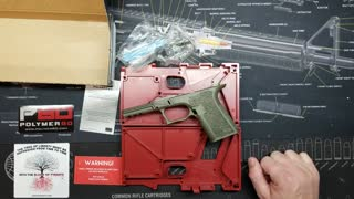 Polymer 80 in California - Unboxing and staying legal