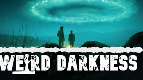 """""""PROJECT BLUE BOOK"""", """"THE CREATURE OF COFFS HARBOUR"""" and More Creepy True Stories! #WeirdDarkness"""