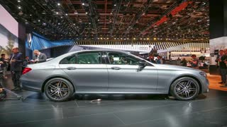 Mercedes-Benz E-Class - 2017 Mercedes-Benz E-Class First Look #Auto_HDFr - Video