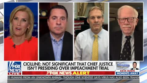 Nunes: In past, Democrats cheered violent mobs and objected to certifying election results