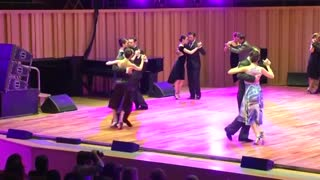 Salon Tango World Championship qualifiers kick off - Video