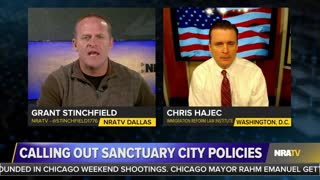 Christopher Hajec on IRLI Lawsuit Against Sanctuary City Policies in Indiana